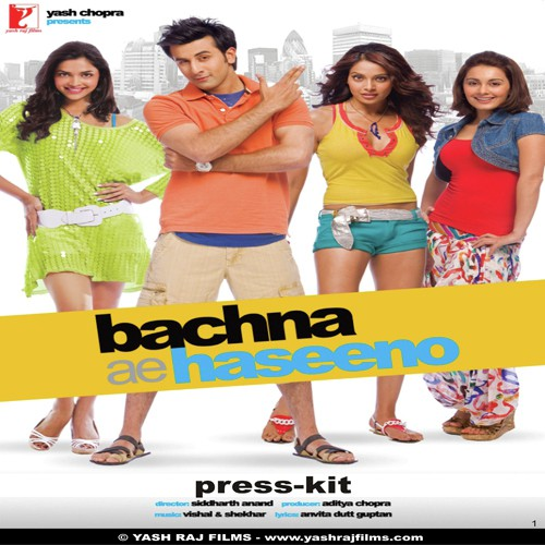 bachna ae haseeno songs pk mp3 free download