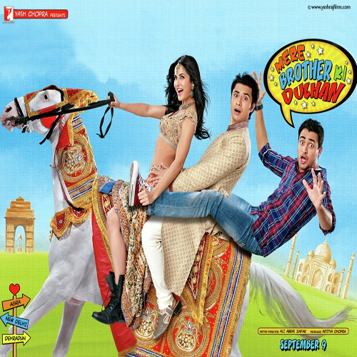 Mere Brother Ki Dulhan Songs By Benny Dayal All Hindi Mp3 Album