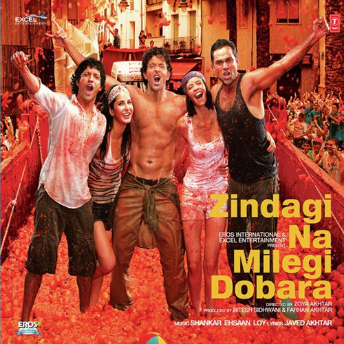Zindagi Na Milegi Dobara Songs By Shankar Mahadevan All Hindi Mp3 album