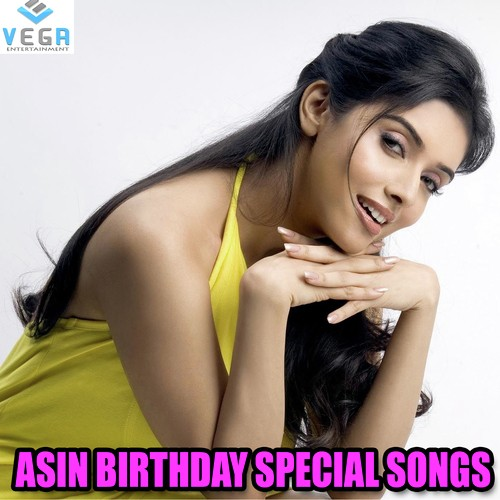 Asin Birthday Special Songs Songs By KK,Udit Narayan All
