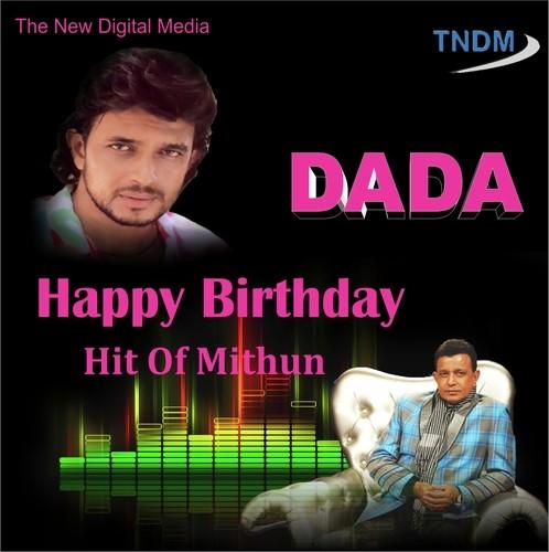 Happy Birthday Hit Of Mithun Songs By Kishore Kumar All