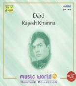Dard - Rajesh Khanna - Music World Songs By Kishore Kumar All Hindi Mp3  album