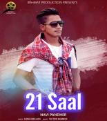 download 21 Saal Navi Pandher mp3 song