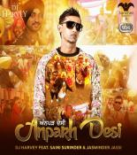 download Anparh Desi Dj Harvey mp3 song